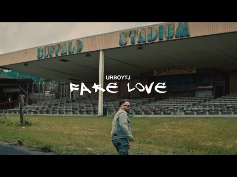 URBOYTJ : FAKE LOVE - Official Music Video